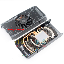 10 pcs/lot Computer PC Cooler Radiator Wtih Heatsink For NVIDIA GTX560 GTX 560Ti Graphics VGA Card Cooling