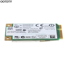 For Link Intel 5100 WIFI 512AN_MMW 300M Mini PCI-E Wireless WLAN Card 2.4/5GHz #L059# new hot