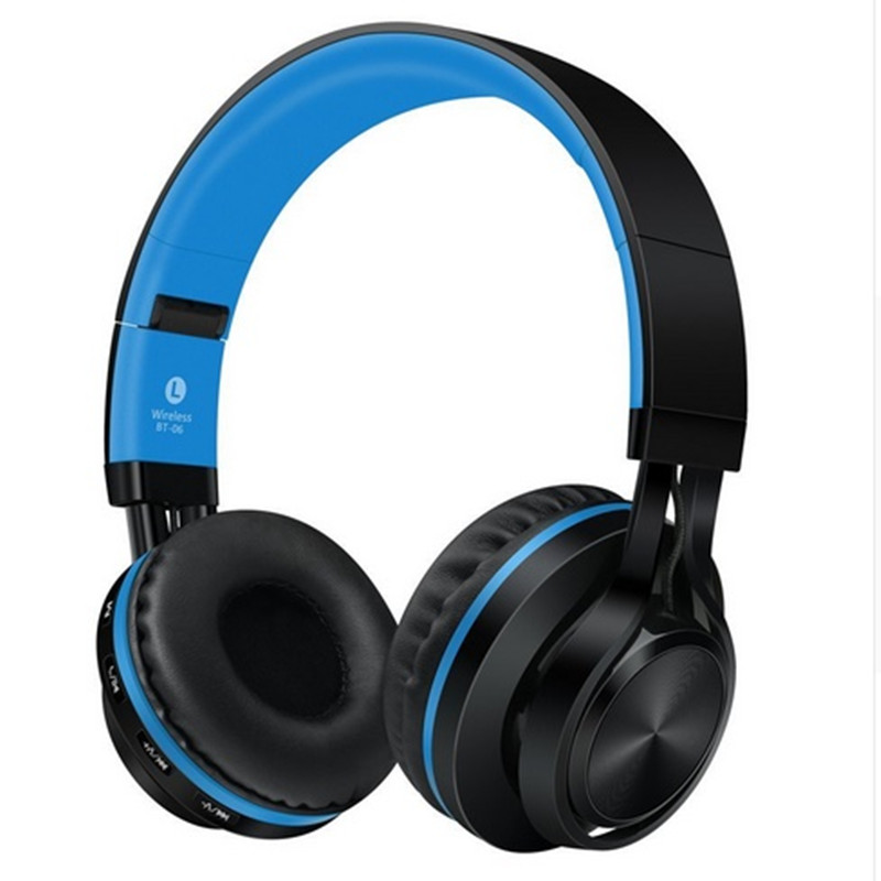 Smart Bluetooth CSRV4.0 Headphones Stereo Bass Wireless Music Headphone Amplifier With TF USB Card<br><br>Aliexpress