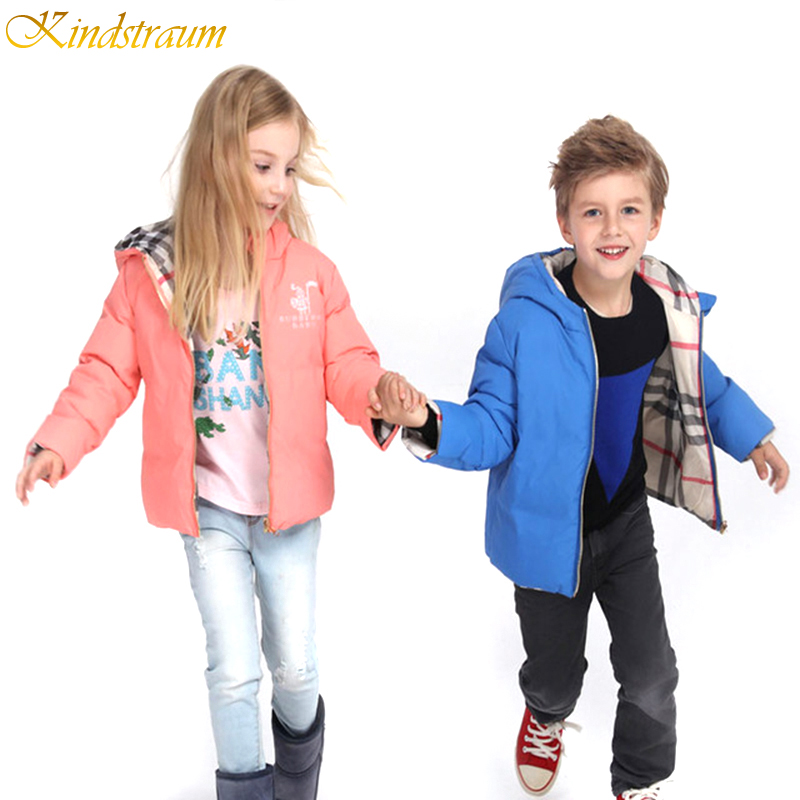 Kindstraum 2017 New Kids 6 Colors Fashion Duck Down Coat For Boys &amp; Girls Children Casual Winter Outerwear Warm Clothing,MC189Одежда и ак�е��уары<br><br><br>Aliexpress