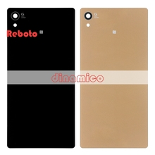 Free China Post E6533 Battery Door Back Cover Replacement Reboto For S*ony Xperia Z4 Housing Battery Glass Cover 10PCS(China)