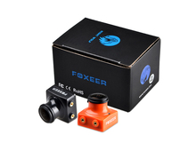 New Arrival Foxeer Night Wolf V2 2.5mm 700TVL 1/2 Inch CCD Drone of Aerial MINI FPV Camera PAL /NTSC Built-in OSD Audio