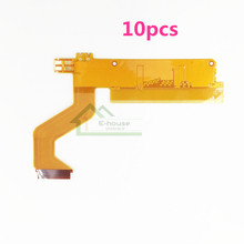 10pcs For Nintendo DS Lite Flex Cable Ribbon Cable Replacement for NDSL Upper LCD Display Screen Repair