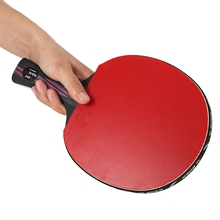 High Quality Table Tennis Rackets Ping Pong Paddle Long/Short Handle New Player Finished Rackets Racquet Sports Stiga Rackets(China)