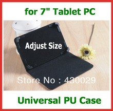 "50pcs Adjustable Magnetic 7 inch Tablet Case Universal for 7"" Tablet Ainol Novo 7 Cube U18GT Mini U30GT Pipo S1 Nexus 7"