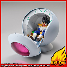 "100% Original BANDAI Figure-rise Mechanics Assembly Figure - Saiyan's Spaceship Pod Plastic Model from ""Dragon Ball Z""(China)"
