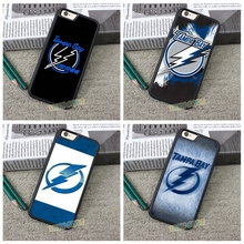 Tampa Bay Lightning fashion original cell phone case for iphone 4 4S 5 5S 5C SE 6 plus 6s plus 7 7 plus #ZF95