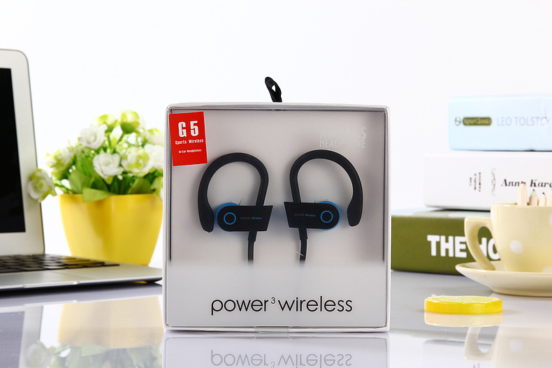 Bluetooth 4.2 Earphones Headphone Sport Running Earphone Outdoor Wireless Headset Stereo Earbuds with Mic for Earpods Airpods