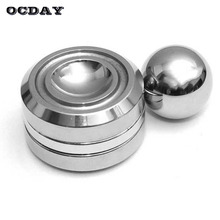 Buy OCDAY Fidget Toy Magnetic Orbit Spinner Ball EDC Stress Reliever Hand Sensory Fidget Gadget Antistress Toys Top Autism ADHD for $8.99 in AliExpress store