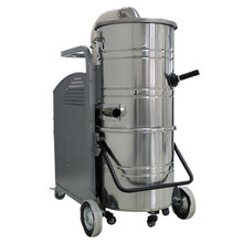 factory outlets Wet and dry industrial vacuum cleaner  / 70-liter twin-motor vacuum suction machine stainless steel barrel