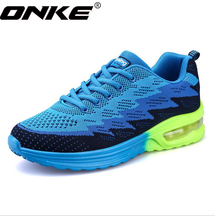 ONKE New Listing Hot Sales fashion brand summer Breathable Fly line men casual shoes lovers shoes jx0241-3<br><br>Aliexpress