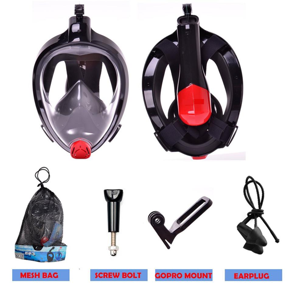 diving mask details 8