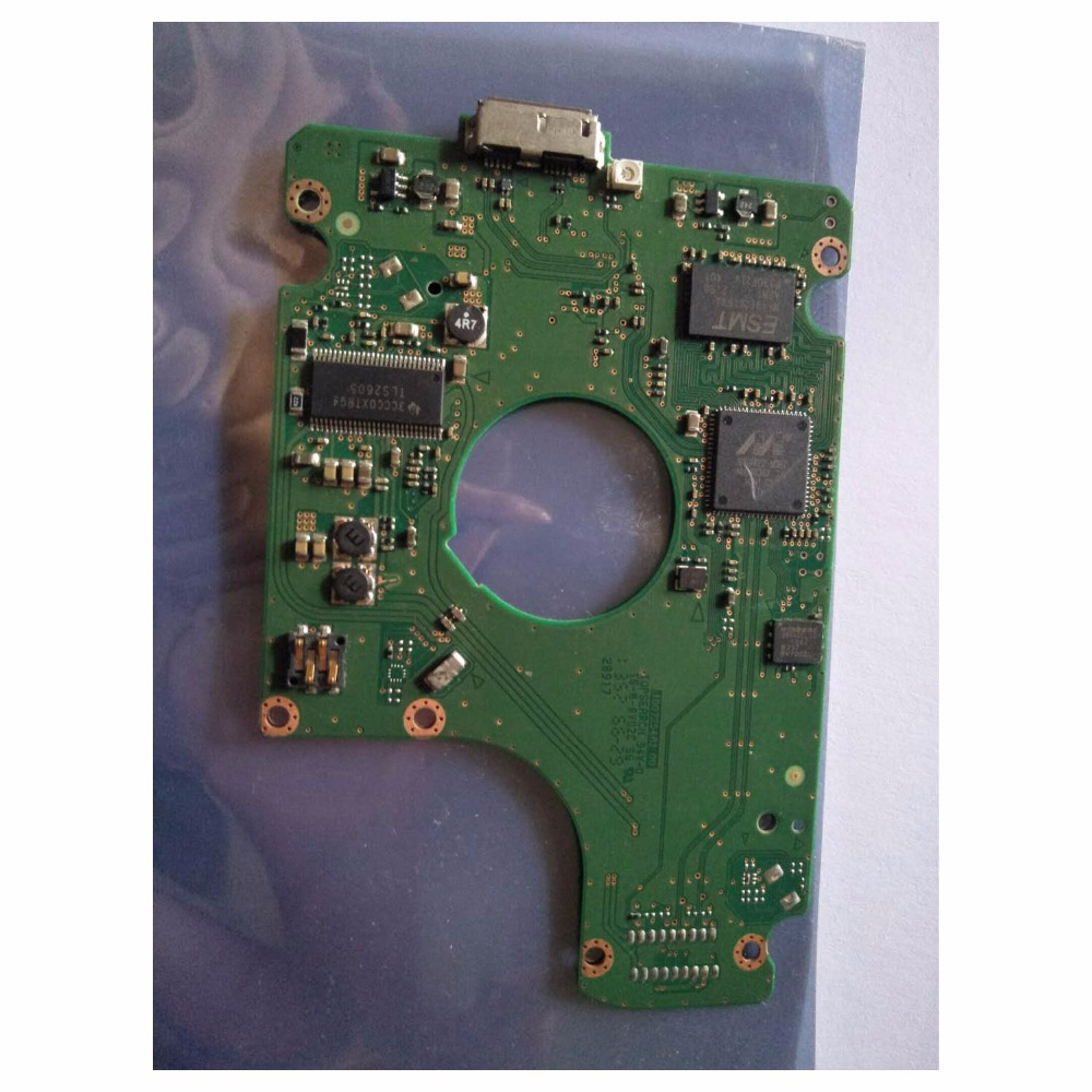 PCB 100725482 for ST1000LM025 HN-M101ABB/EX2, USB 2.5 Logic Board<br>