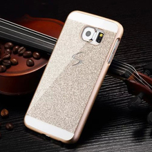 Buy Luxury Bling case Samsung Galaxy S8 S8Plus S7 S7edge Hard Shinning Protective back cover samsung s8 plus Sparkling shell for $2.75 in AliExpress store