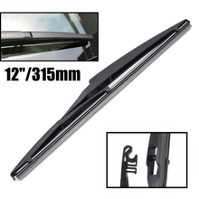 "MISIMA 12"" Rear Window Windshield Wiper Blade For Toyota RAV4 HIGHLANDER KLUGER PREVIA LAND CRUISER MATRIX VENZA Scion xa"