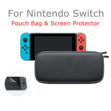 Hard Travel Protective Pouch Bag For Nintendo Switch NS Vedeo game Console Carrying Case Box Cover