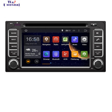 800*480 6.2''2G RAM+32G ROM Eight Core Android 6.0  Car GPS Navigation for TOYOTA LAND CRUISER for TOYOTA HILUX for TOYOTA YARIS