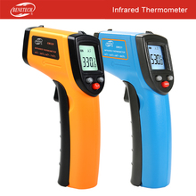 Free shipping Non-contact laser infrared thermometer temperature tester GM320 GM321 GM530 GM531 BENETECH(China)