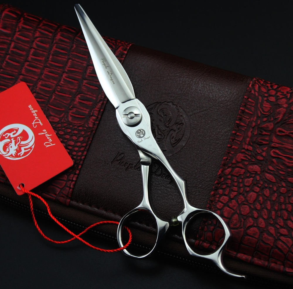 FAST Shipping! New style professional 6 inch 440C high-grade hair scissors hairdressing cutting salon barber shears with case<br><br>Aliexpress