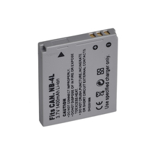 Digital Camera Battery NB-4L NB4L Battery Pack For Canon IXUS 60 65 80 75 100 I20 110 115 120 130 IS 117 220 225 230 255 HS