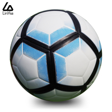 New 2017 Season Balls Soccer Ball Football Ball PU Granule Sports Slip-resistant Size 5 High Quality Free Shipping
