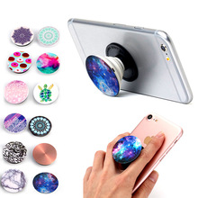 2017 POPSOCKETS Car Mobile Phone Holder Stander desktop Stand desk Table Support For Apple Samsung Xiaomi Action Figures Toys