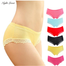 Fashion hot sexy women underwear panties Lady sexy lingerie women's sexy Soft comfortable briefs lace Panties