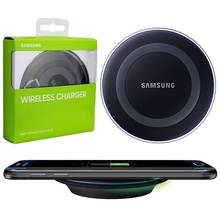 Original Samsung Qi Wireless charger For SAMSUNG GALAXY S6 S6 Edge S7 S7 Edge Note5 all Qi devices Phone Charging Pad EP-PG920I