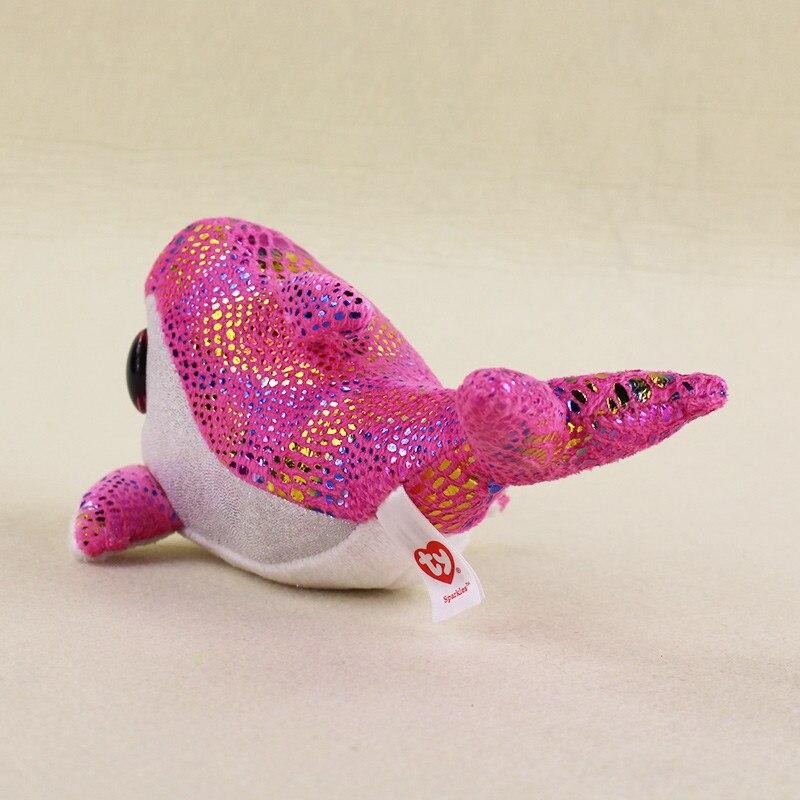 9cm-Ty-Beanie-Boos-Big-Eyes-Sparkles-Pink-Sparkle-Dolphin-Plush-Stuffed-Doll-Kids-Toys-Children (2)