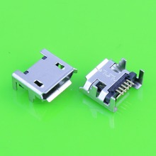 For ACER ICONIA TAB A100 Tablet /Lenovo IdeaPad Tablet a2107 Micro USB Jack Power Connector charging socket 5p(China)