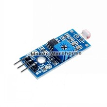10pcs Photoresistor Photoelectric Sensor Module Detects Light Sensitive Photodiode for Arduino(China)