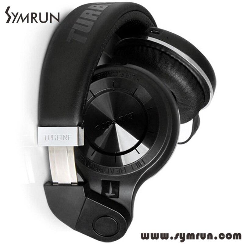 Symrun Bludio Multifunction Stereo Bluetooth Headset Noise Canceling Wireless  Headphones Gaming<br>