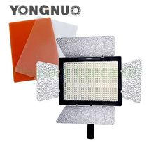 High quality Yongnuo YN-600 LED Illumination Dimming Video Light for SLR Camera + IR Remote