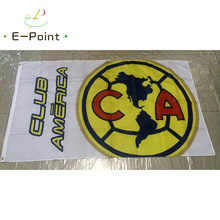 Mexico Liga Club America 3ft*5ft (90*150cm) Size Decoration Flag Banner Type C