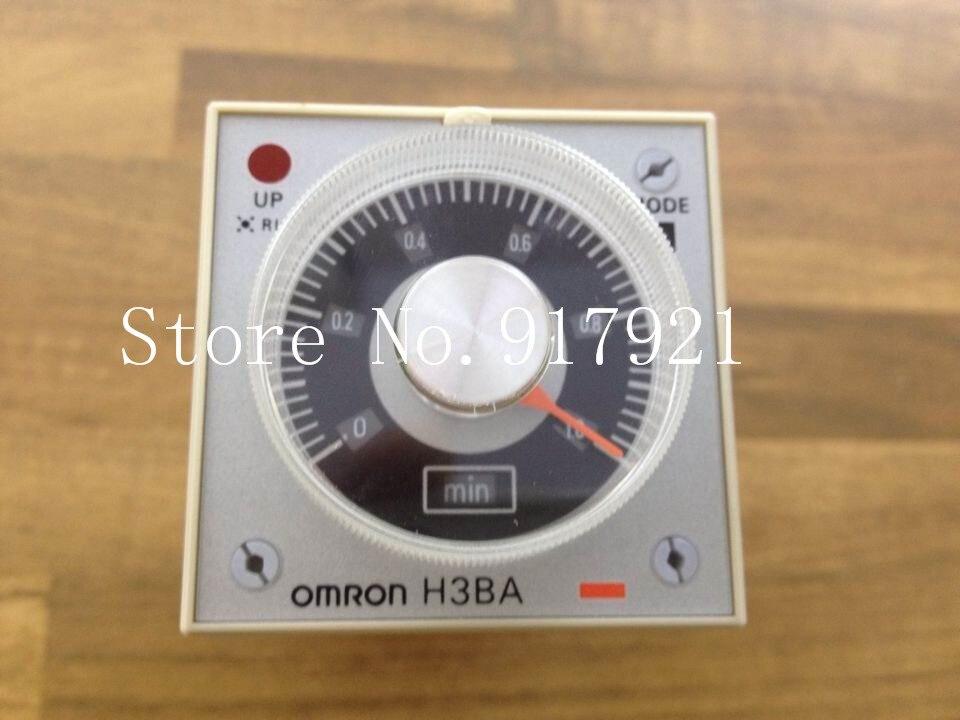 [ZOB] Original authentic original original H3BA time relay 220V 0.5s-100h Japan  --5pcs/lot<br>