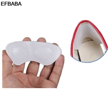 Buy EFBABA Silicone Insole Pads Gel Cushions Heel Sticker Women High Heel Pad Semelles Confort Shoes Inserts Accessoire Chaussure for $8.78 in AliExpress store