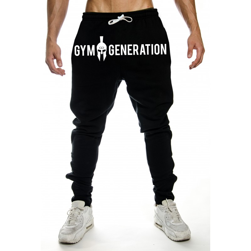 Brand Gyms Men Joggers Casual Men Sweatpants Joggers Pantalon Homme Trousers Sporting Clothing Bodybuilding Pants 26