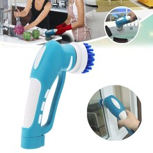 Electric Scrubber Kitchen Washing Cleaner Machine Oil Stain Cleaning Brush Handheld Household Cleaning Tool Dishwasher set