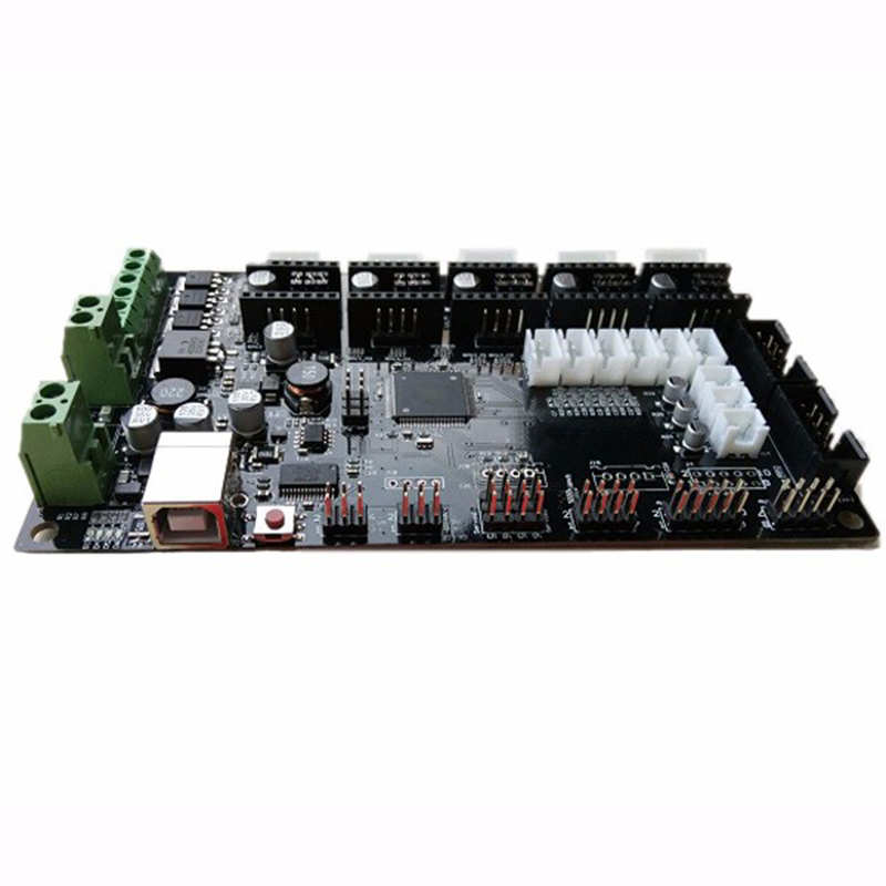 For Gen V1.4 3D printer control board Mega 2560 R3 motherboard RepRap Ramps1.4 compatible With USB Cable<br><br>Aliexpress