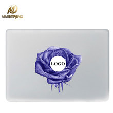 "Mimiatrend Rose Decal Laptop Sticker for MacBook Air Pro Retina 11"" 13 ""15"" Computer Mac Cool cover skin Pegatina para"