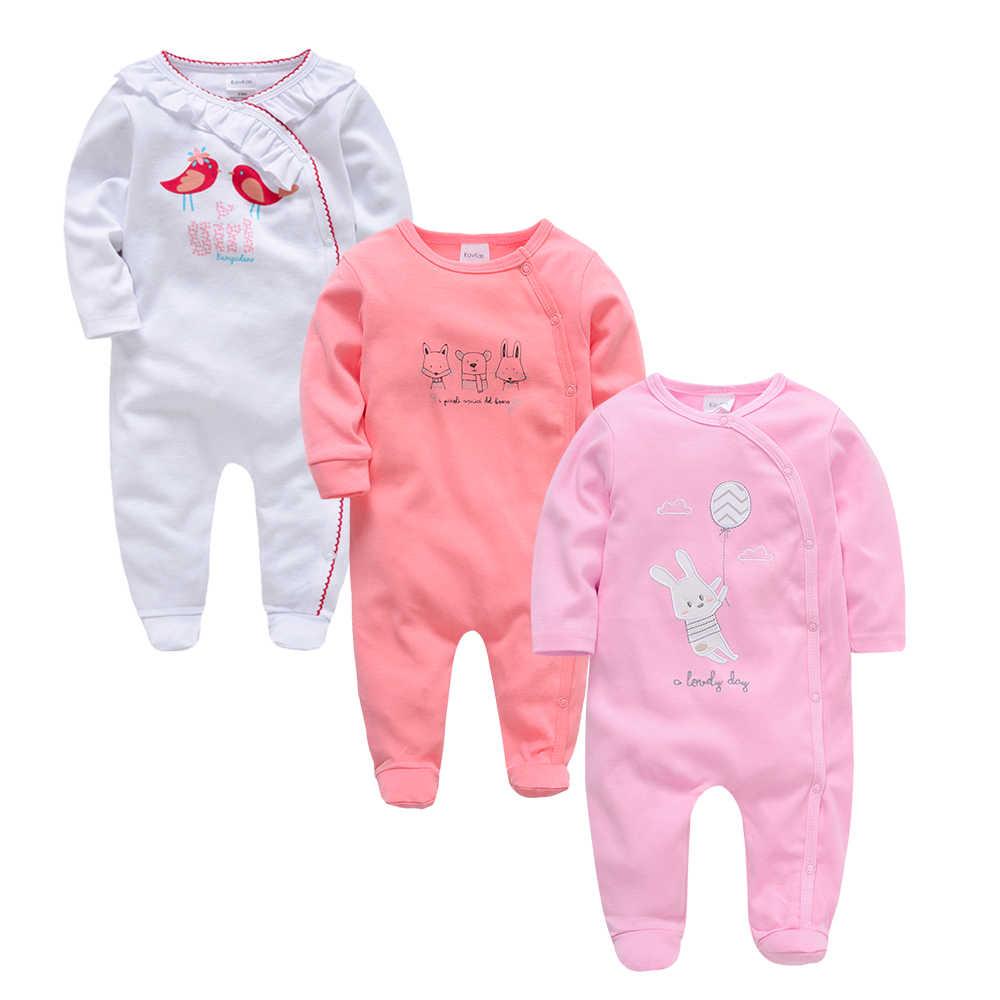 8d5a8745b Kavkas Newborn Baby Pajamas Infantile Full Sleeve Bathrobe Baby Sleepers  Boy Girl Clothing Bossa Nova roupao
