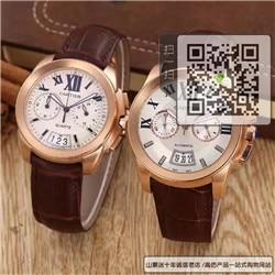 精仿卡地亚CALIBRE DE CARTIER 系列男表  精仿W7100043手表☼