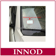 cheap pvc card holder for parking vehicle rfid windshield card tag + free 5PCS long range epc gen2 iso18000-6c ID uhf rfid card