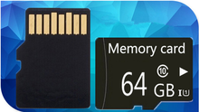 100% real capacity Micro memory card  class6-10 32gb 64gb memory card TF card 4gb 8gb 16gb Free adapter for cell phone BT2