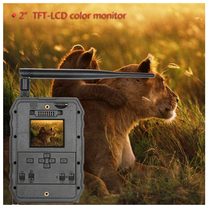 S880G-12MP-HD-1080P-Digital-Hunting-Camera-940NM-Trail-Game-Camera-3G-Network-SMS-MMS-Night