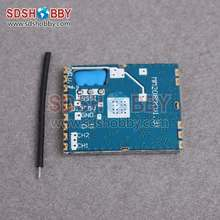BOSCAM RX5808 5.8G 8 Channels Wireless AV Receiver Module 5705-5945MHZ