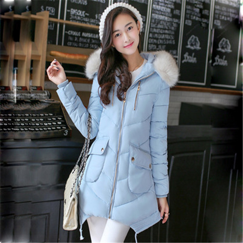 Winter Jacket Women 2017 Fashion Large Fur Womens Duck Down Jacket Thick Good Quality Long Hooded Coat Ladies Coat Parka MZ763Одежда и ак�е��уары<br><br><br>Aliexpress
