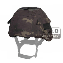 Emerson Tactical Military Style Combat ACH MICH Helmet Cover for ACH MICH TC-2000 Protective Combat Helmet Series w/ Hook & Loop(China)