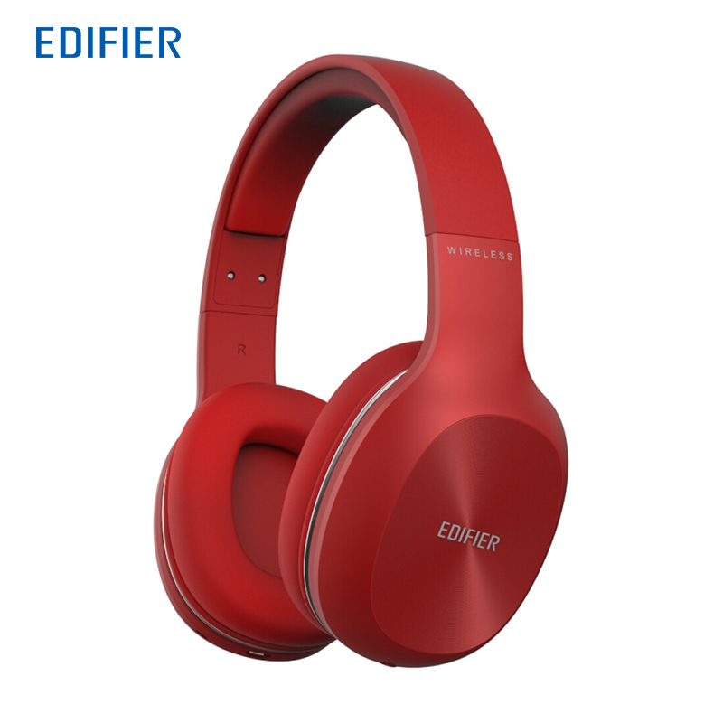Edifier W800BT Wireless Headphones Stereo Sound Bluetooth Headset BT 4.1 with 3.5mm Cable for iPhone Samsung Xiaomi Ipad<br>