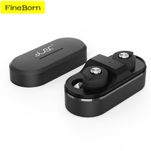 Mini Twins Bluetooth Earphone Earbud Dual Mini Wireless Headsets Noise Cancelling Handsfree Tiny Bluetooth Headset with Mic